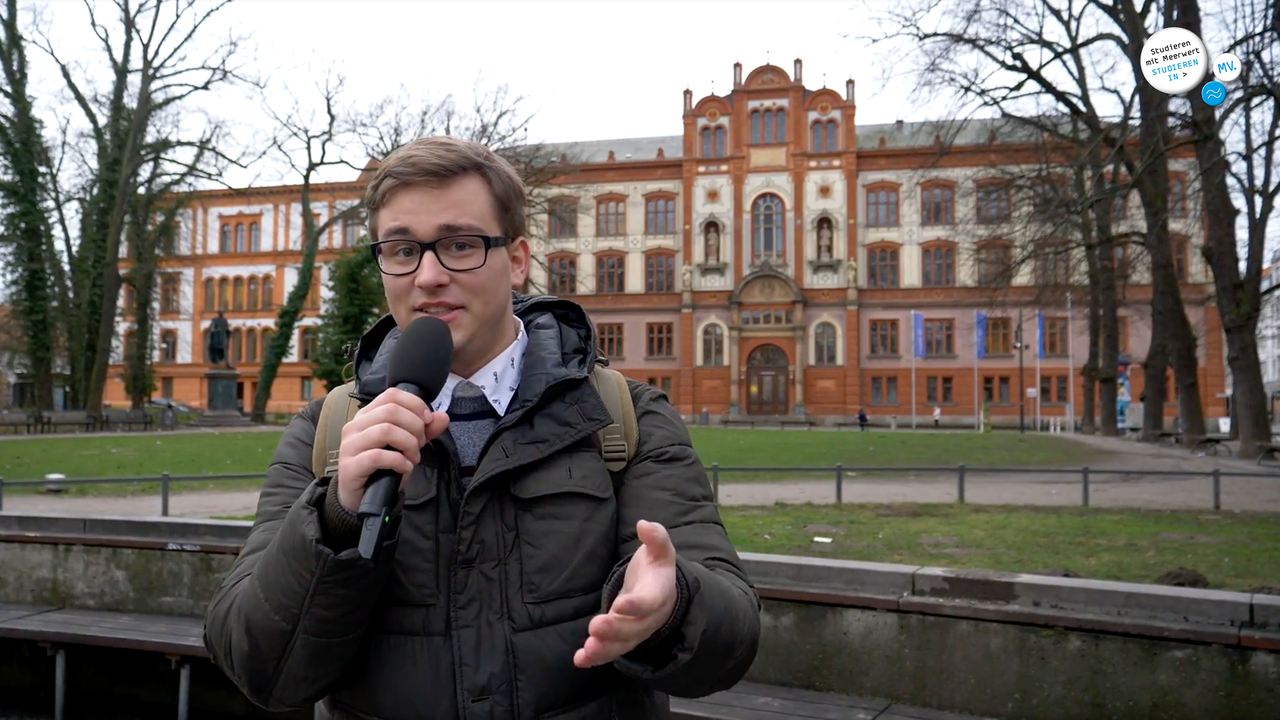 Video Uni-Check Uni Rostock